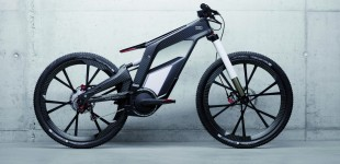 Audi e-bike Wrthersee