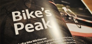 Audi Dialoge Magazine: Audi e-bike Feature