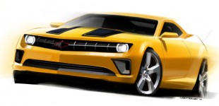 Transformers Camaro